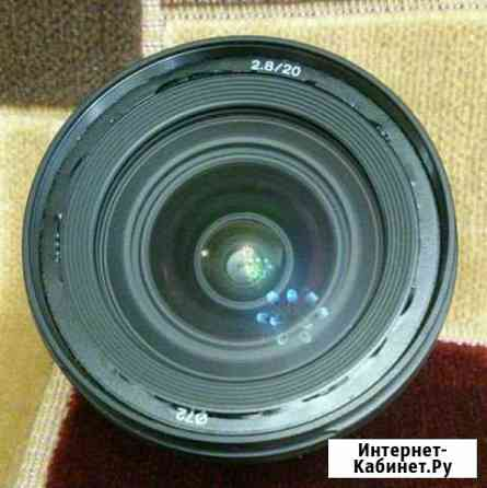 Объектив Sony 20 f/2.8 (SAL-20F28) Казань