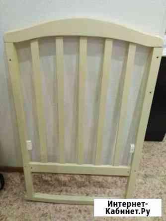 Детская кроватка с матрасом Белгород