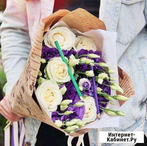 Доставка цветов, букеты, цветы Воронеж