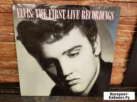 Elvis Presley LP Кашин