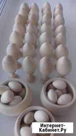 Деревянные заготовки яиц Братск