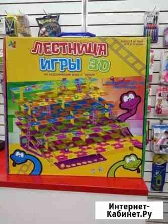 Настольная игра Лестница 3D Череповец