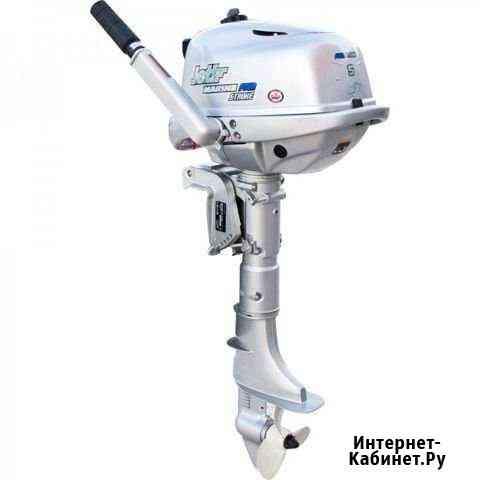 Четырехтактный лодочный мотор JET F5 BMS Silver 5 Москва