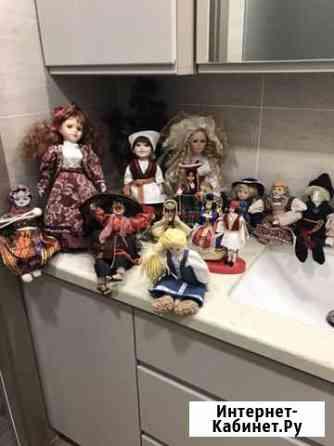 Куклы стран мира Москва
