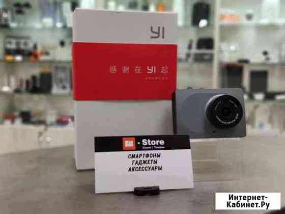 Видеорегистратор Xiaomi DVR YI Smart Dash Camera Тюмень