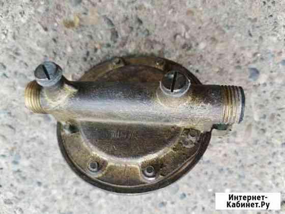 Водяной узел (лягушка) для газовой колонки нева 32 Казань
