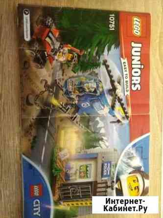Lego juniors 10751 Псков