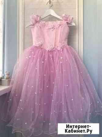 Нарядное платье для девочки Яблоновский