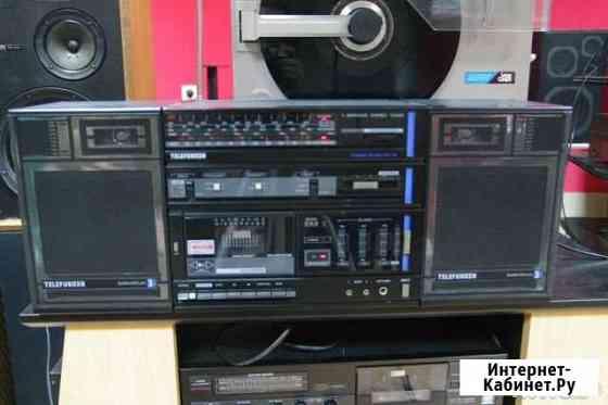 Telefunken Stereo Studio RC 775 магнитола Санкт-Петербург
