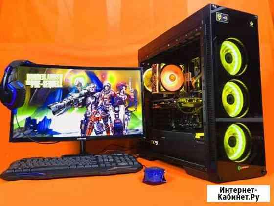 Игровой Компьютер Ryzen 2200G/GTX 1060 3Gb/16Gb DD Челябинск