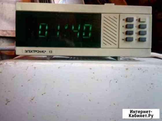 Часы электроника Майкоп