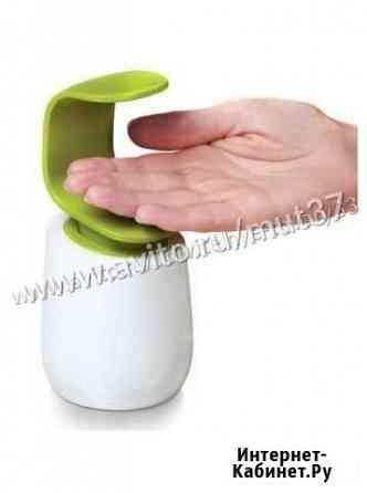 Дозатор для мыла Soap Bottle цвет зеленый Иваново
