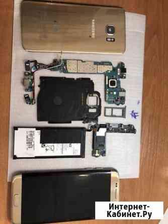 SAMSUNG S 7 edge битый дисплей Севастополь