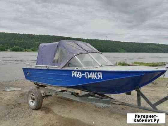 Лодка Днепр Красноярск