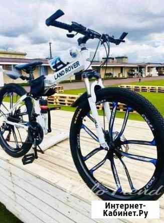 Велосипед на литых дисках Усть-Кулом