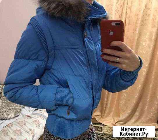 Куртка тёплая Муром