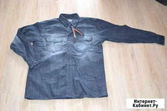 Рубахи джинсовые Тюмень