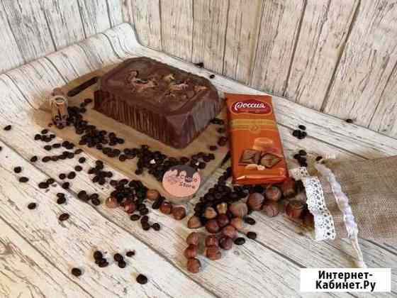 Шоколад слитком с карамелью 1 кг Пермь