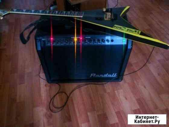 Гитарный комбоусилитель Randall RX75RG2 Уфа