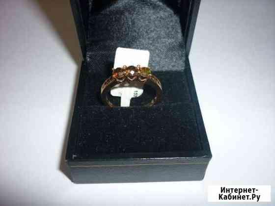 Эксклюзивное кольцо с бриллиантами Омск