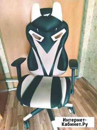 Кресло игровое ZET Chaos guard 100K белый Североуральск