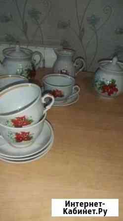 Сервиз чайный Болохово