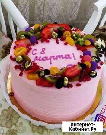 Торты очень вкусные Урус-Мартан