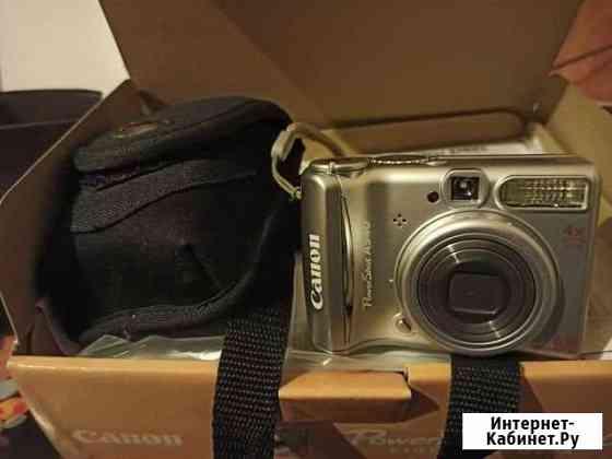 Компактный фотоаппарат Владимир