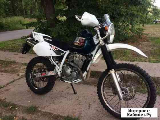 Suzuki Djebel 250 GPS Локоть