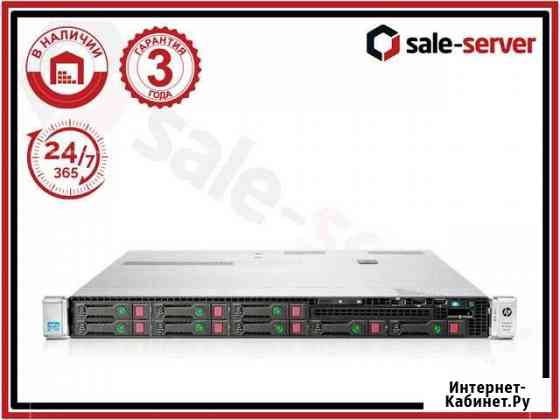 Сервер HP DL360p Gen8 8x SFF 2x E2680 64GB 460W Москва