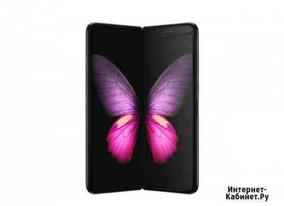 Смартфон Samsung Galaxy Fold Black (SM-F900F) Омск