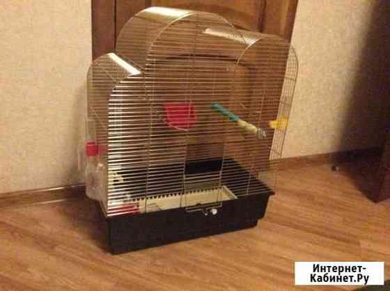 Клетка для средних попугаев Краснодар