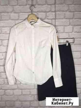 Рубашка белая Дюртюли
