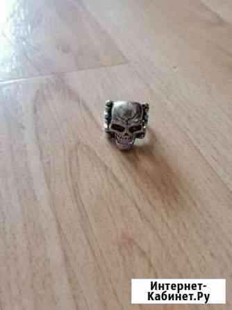 Перстень Череп Пионерский