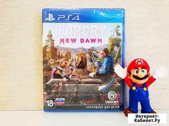 Far Cry: New Dawn (PS4) новый Ульяновск
