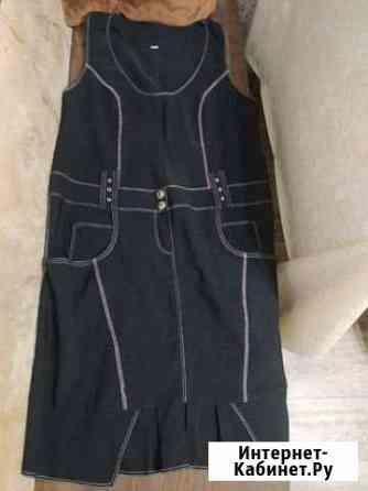 Платье - сарафан р. 50-52 Курган