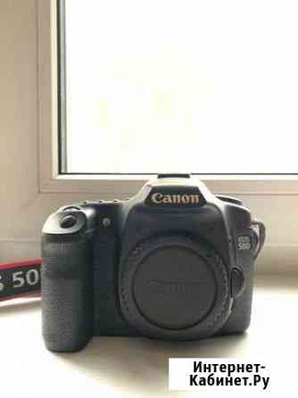 Зеркальный фотоаппарат Canon eos 50d body Иваново