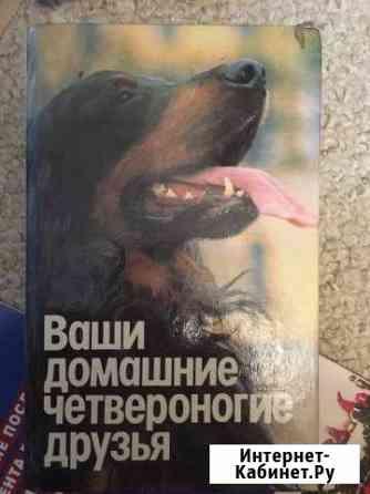 Книга «Ваши домашние четвереногие друзья» Волгоград
