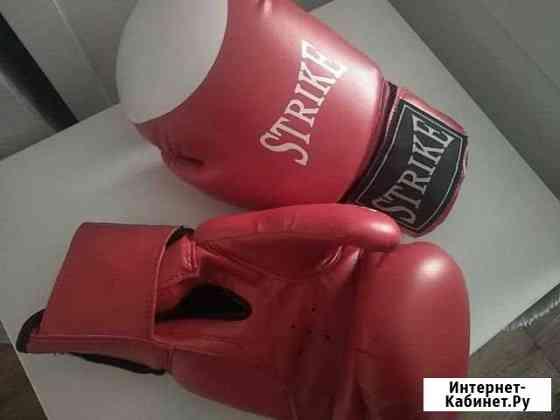 Боксерские перчатки Камышин