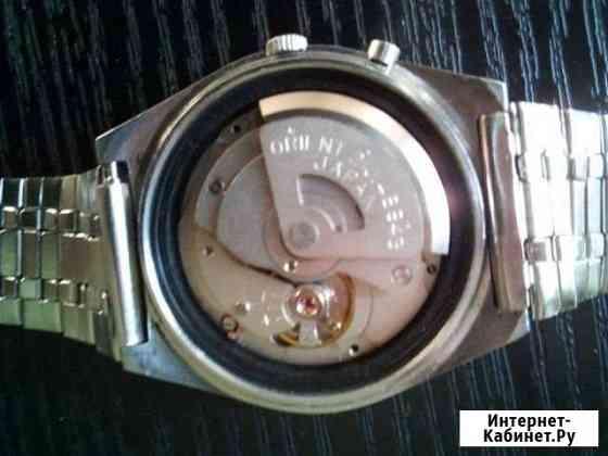 Часы механические 1992г Омск