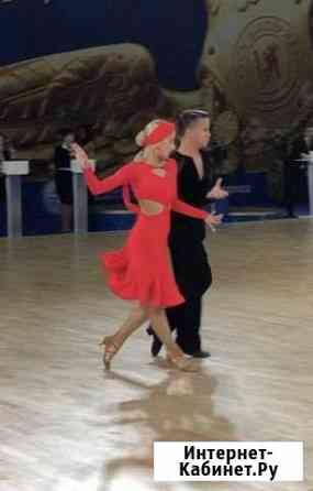 Платье для танцев Москва