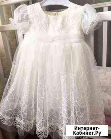 Платье 1-2года Псков