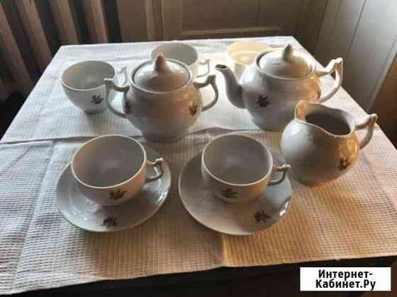 Чайный сервиз дфз (Вербилки) неполный Пермь