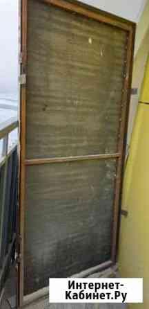 Дверь металлическая Маркова