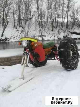 Снегоход Чишмы