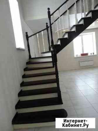 Лестница на второй этаж в частный дом Белгород