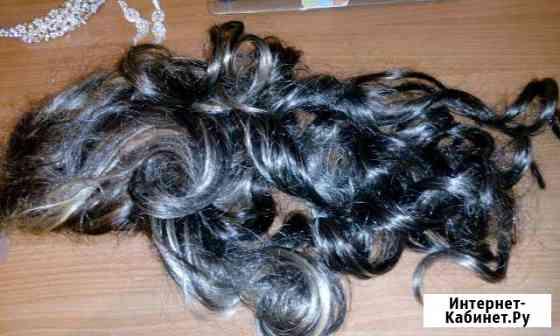 Накладные волосы для причесок Кемерово