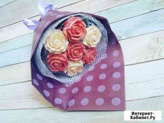 Шоколадные розы Брянск