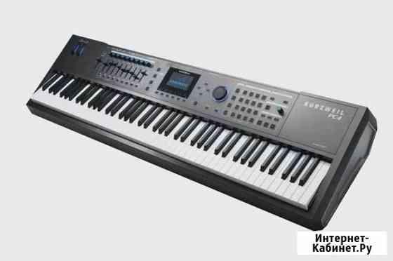 Синтезатор рабочая станция Kurzweil PC4, 88 клавиш Санкт-Петербург