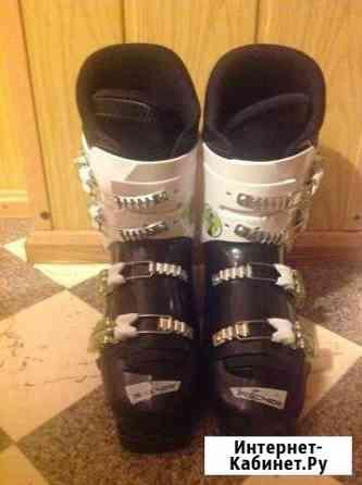 Ботинки для горных лыж fisher размер 40 Красноярск